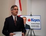 keyes_at_launch